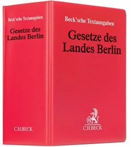 Abbildung von Gesetze des Landes Berlin | 64. Auflage | 2019