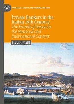 Abbildung von Maffi   Private Bankers in the Italian 19th Century   1. Auflage   2021   beck-shop.de