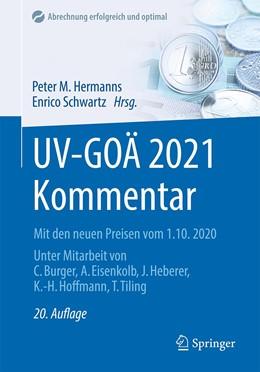 Abbildung von Hermanns / Schwartz | UV-GOÄ 2021 Kommentar | 20. Auflage | 2021 | beck-shop.de
