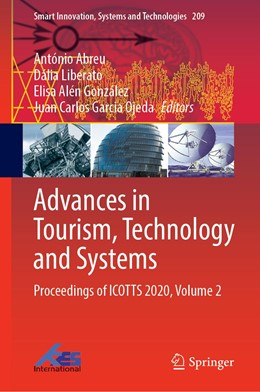 Abbildung von Abreu / Liberato | Advances in Tourism, Technology and Systems | 1. Auflage | 2020 | 209 | beck-shop.de