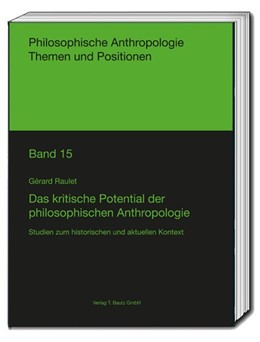 Abbildung von Raulet | Das kritische Potenzial der philosophischen Anthropologie | 1. Auflage | 2020 | beck-shop.de