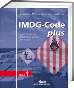Abbildung von IMDG-Code plus   1. Auflage   2021   beck-shop.de