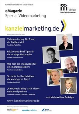 Abbildung von eMagazin kanzleimarketing.de - Spezial Videomarketing | 1. Auflage | 2020 | beck-shop.de