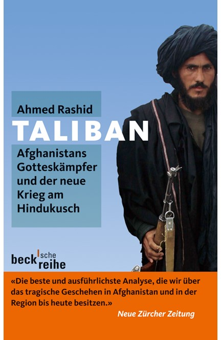 Cover: Ahmed Rashid, Taliban