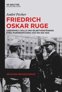 Abbildung von Pecher | Friedrich Oskar Ruge | 1. Auflage | 2020 | 22 | beck-shop.de