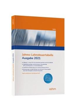 Jahres-Lohnsteuertabelle 2021 | 1. Auflage | 2021 | beck ...