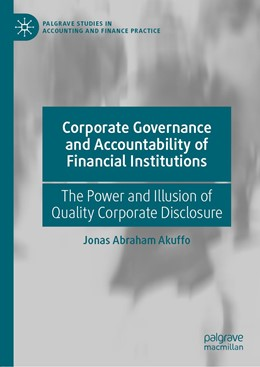 Abbildung von Akuffo | Corporate Governance and Accountability of Financial Institutions | 1. Auflage | 2021 | beck-shop.de