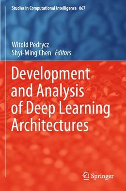 Abbildung von Pedrycz / Chen   Development and Analysis of Deep Learning Architectures   1. Auflage   2020   867   beck-shop.de