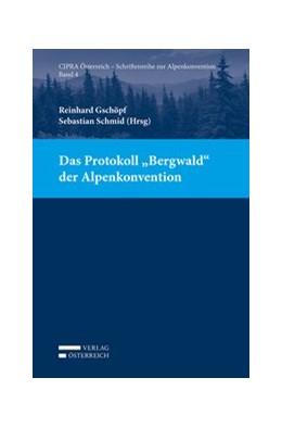 Abbildung von Gschöpf / Schmid | Das Protokoll
