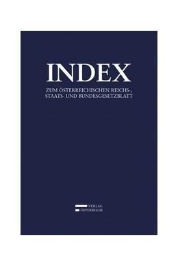 Abbildung von Index   41. Auflage   2020   beck-shop.de