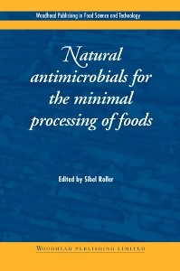 Abbildung von Roller | Natural Antimicrobials for the Minimal Processing of Foods | 2003
