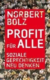 Abbildung von Bolz   Profit für alle   2009