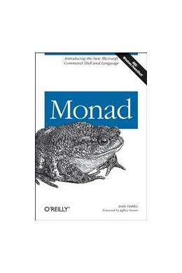 Abbildung von Andy Oakley | Monad (AKA PowerShell) | 2006 | Introducing the MSH Command Sh...