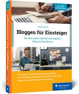 Abbildung von Kraus   Bloggen für Einsteiger   1. Auflage   2021   beck-shop.de