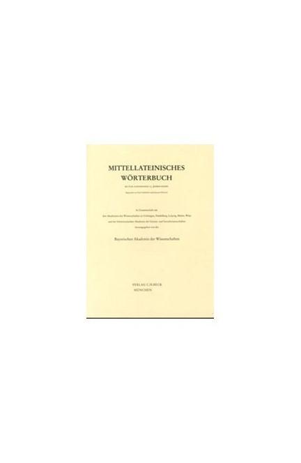 Cover: , Mittellateinisches Wörterbuch  51. Lieferung (irroro - kyrius)