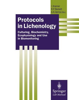 Abbildung von Kranner / Beckett / Varma   Protocols in Lichenology   2001   Culturing, Biochemistry, Ecoph...