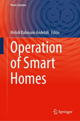 Abbildung von Rahmani-Andebili | Operation of Smart Homes | 1. Auflage | 2021 | beck-shop.de