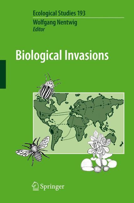 Abbildung von Nentwig | Biological Invasions | 1st ed. 2007. 2nd printing | 2008