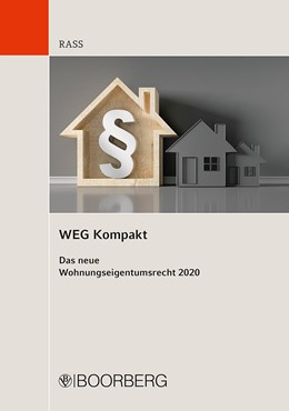 Abbildung von Rass | WEG Kompakt | 1. Auflage | 2020 | beck-shop.de