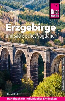 Abbildung von Krell | Reise Know-How Reiseführer Erzgebirge und Sächsisches Vogtland | 2. Auflage | 2021 | beck-shop.de