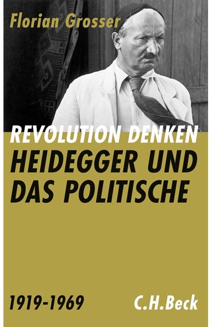 Cover: Florian Grosser, Revolution denken