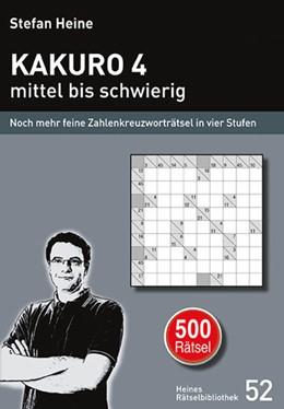 Abbildung von Heine | Kakuro 4 - mittel bis schwierig 2 | 1. Auflage | 2020 | beck-shop.de