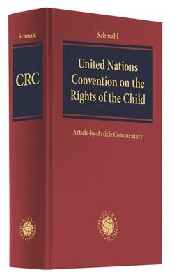 Abbildung von Schmahl | United Nations Convention on the Rights of the Child | 1. Auflage | 2021 | beck-shop.de