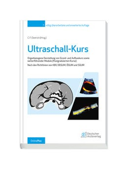 Abbildung von Dietrich | Ultraschall-Kurs | 7. Auflage | 2020 | beck-shop.de
