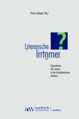 Abbildung von Eglinger | Literarische Irrtümer | 1. Auflage | 2020 | beck-shop.de