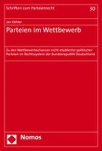 Abbildung von Köhler | Parteien im Wettbewerb | 2006