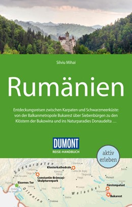 Abbildung von Mihai   DuMont Reise-Handbuch Reiseführer Rumänien   1. Auflage   2020   beck-shop.de