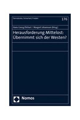 Abbildung von Herausforderung Mittelost: Übernimmt sich der Westen? | 2005 | 176