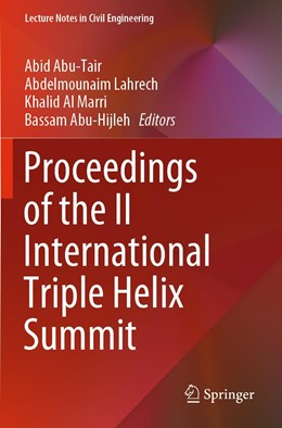 Abbildung von Abu-Tair / Lahrech | Proceedings of the II International Triple Helix Summit | 1. Auflage | 2020 | 43 | beck-shop.de