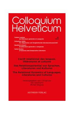 Abbildung von Heidmann / Viegnes | Das Relationspotential von Sprachen, Literaturen und Kulturen | 1. Auflage | 2020 | 49 | beck-shop.de