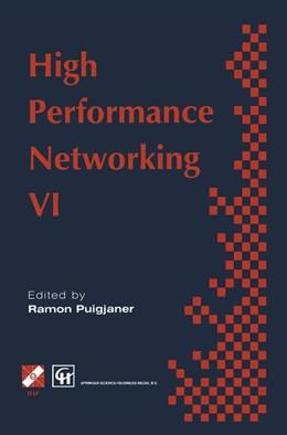 Abbildung von Puigjaner | High Performance Networking | 1995 | IFIP sixth international confe...