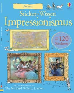 Abbildung von Courtauld   Sticker-Wissen: Impressionismus   1. Auflage   2021   beck-shop.de