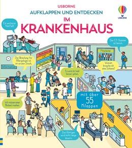 Abbildung von Daynes / Fritz | Aufklappen und Entdecken: Im Krankenhaus | 1. Auflage | 2021 | beck-shop.de