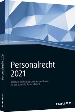 Abbildung von Haufe Personalrecht 2021   1. Auflage   2021   beck-shop.de