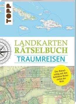 Abbildung von Pautner   Landkarten Rätselbuch - Traumreisen   1. Auflage   2021   beck-shop.de