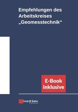 Abbildung von E&S | Empfehlungen Geomesstechnik, E-Bundle | 1. Auflage | 2021 | beck-shop.de