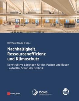 Abbildung von Hauke | Nachhaltigkeit, Ressourceneffizienz und Klimaschutz | 1. Auflage | 2021 | beck-shop.de