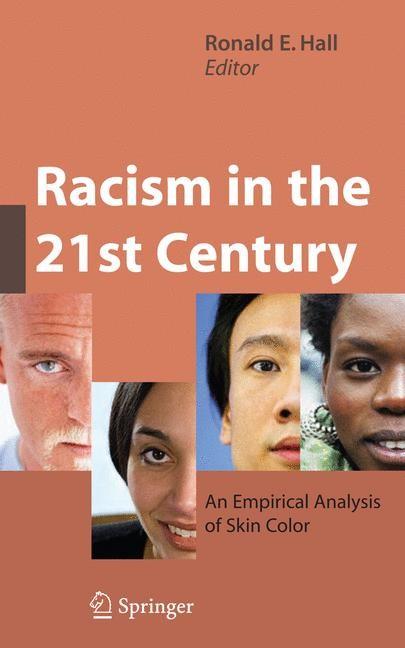 Abbildung von Hall | Racism in the 21st Century | 2008