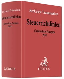 Abbildung von Steuerrichtlinien Gebundene Ausgabe 2021 | 1. Auflage | 2021 | beck-shop.de