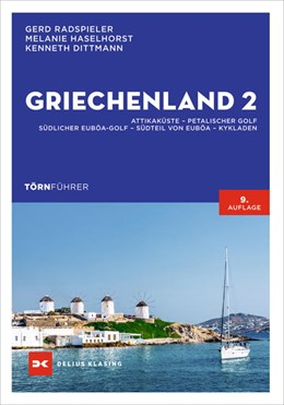 Abbildung von Radspieler / Haselhorst   Törnführer Griechenland 2   9. Auflage   2021   beck-shop.de