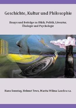 Abbildung von Sonntag / Tews | Geschichte, Kultur und Philosophie | 1. Auflage | 2020 | beck-shop.de
