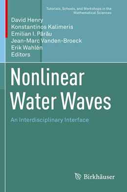 Abbildung von Henry / Kalimeris | Nonlinear Water Waves | 1. Auflage | 2020 | beck-shop.de