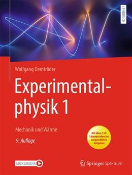 Abbildung von Demtröder | Experimentalphysik 1 | 9. Auflage | 2021 | beck-shop.de