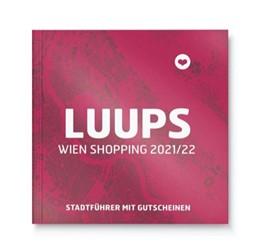Abbildung von LUUPS Wien Shopping 2020/21   3. Auflage   2020   beck-shop.de