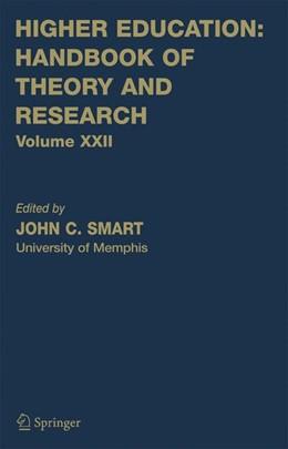 Abbildung von Smart | Higher Education: Handbook of Theory and Research | 2007 | Volume 22 | 22
