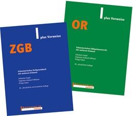 Abbildung von Aeppli / Hrubesch-Millauer | ZGB & OR plus Verweise Kombipaket | 1. Auflage | 2021 | beck-shop.de